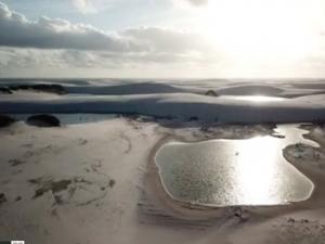 Lençois maranhenses, au pays des dunes blanches -7 à 8 – TF1